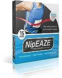 NipEaze–15pairs–The Original Transparent Nip 保护–Nipple Chafing Prevention–Running Gear ( Regular / 15pairs )