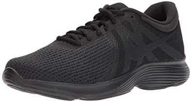 Nike Boys  Revolution 4 (GS) Running Shoe Black c0d56ed95