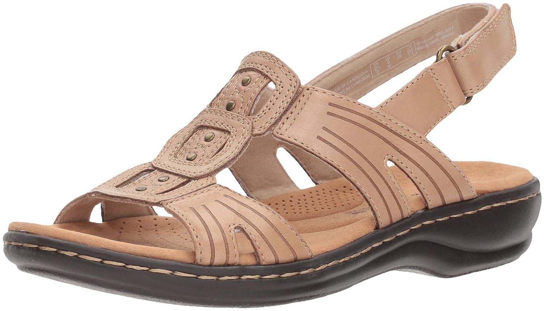 new concept 2d669 b4702 Clarks Women s Women s Women s Leisa Vine Sandals B072N8HV6S Wedge 201565