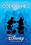 USAopoly Codenames Disney Card Game