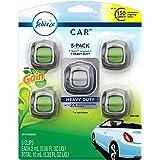 Febreze Gain Scent Car Air Freshener, 5 Vent Clips