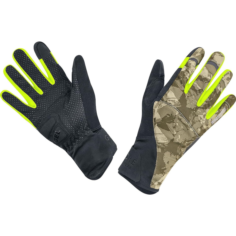 Gore Bike Wear Element Gloves Urban Print Windstopper Handschuhe ...