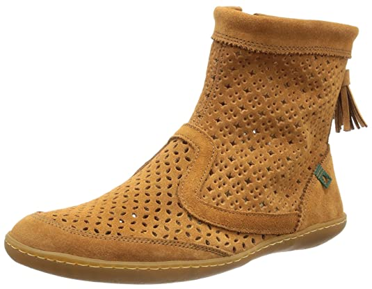 El Naturalista Women's N262 Lux Suede Henna/EL Viajero Ankle Boots, Marrone  (Braun (Henna)), 8: Amazon.co.uk: Shoes & Bags