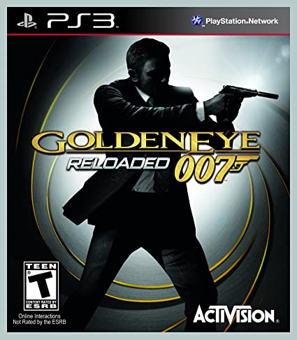 Activision GoldenEye 007 Reloaded - Juego (PlayStation 3, Tirador, T (Teen)
