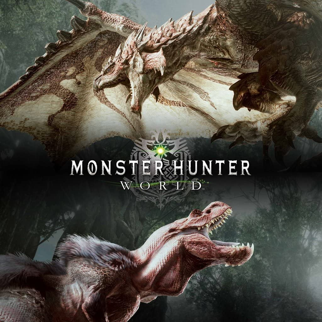 Amazon com: Monster Hunter: World Digital Deluxe Edition - PS4