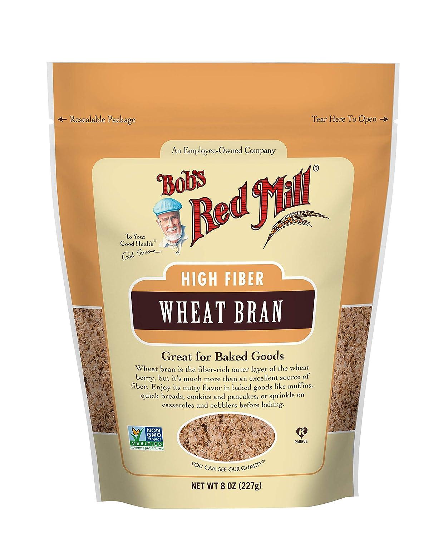 Bob's Red Mill Wheat Bran, 8 Oz