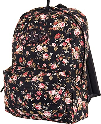 vans floral backpack uk