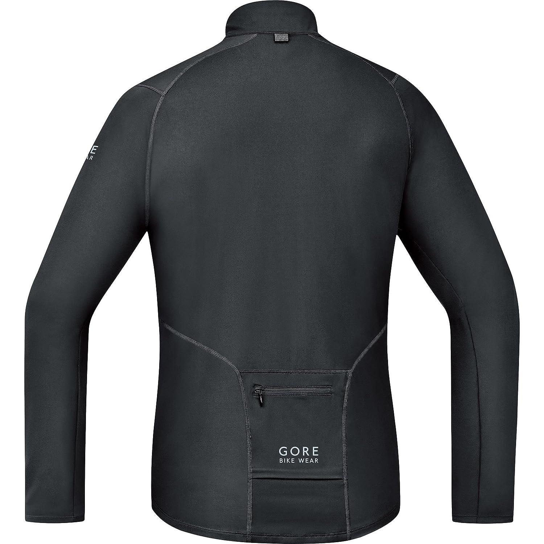 Amazon.com   GORE BIKE WEAR Men s Long Sleeved Thermal Cycling ... 6d04e2e14