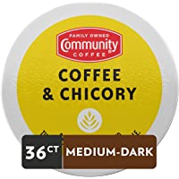 36-Pack Community Coffee & Chicory K-Cup Pods