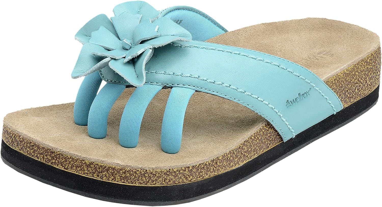 codo vecino sagrado  Amazon.com: Wellrox Terra-Chloe Sandalias para mujer: Shoes