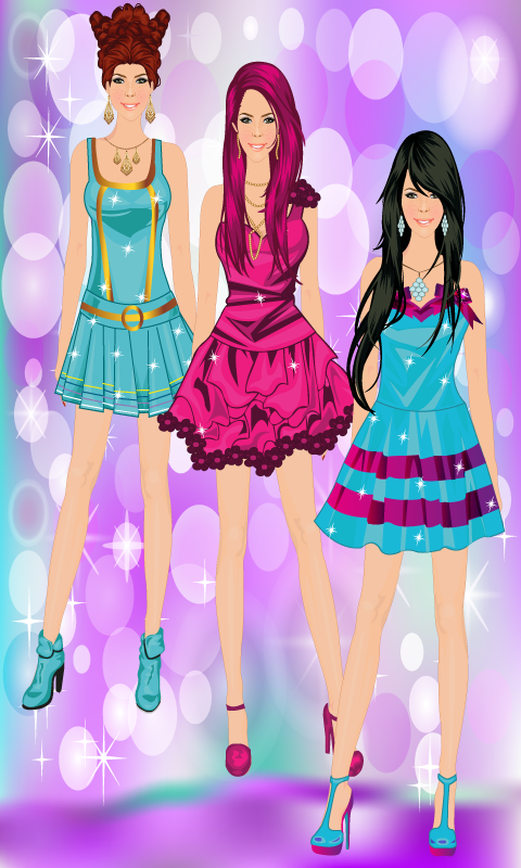 jeux 2 fille de mode