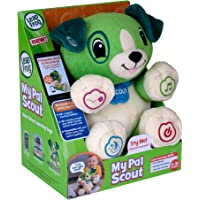 LeapFrog My Pal Scout Plush Puppy Baby Learning Toy