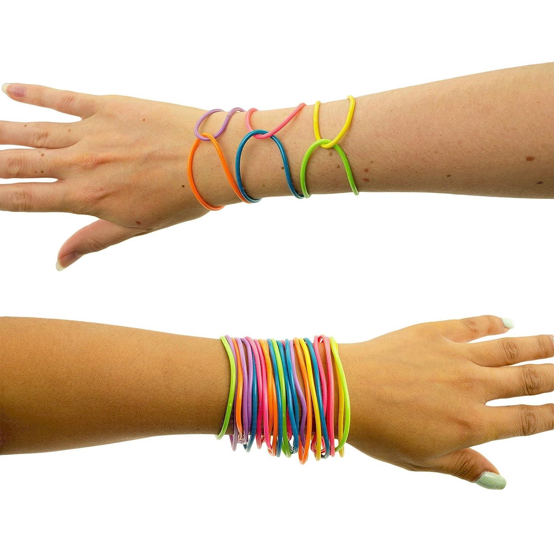 Jelly bracelet nudity — photo 1