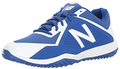 ee6019a05e11 Amazon.com | New Balance Men's T4040v4 Turf Baseball Shoe | Baseball ...