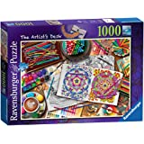 Ravensburger The Artist's Desk 1000pc Jigsaw Puzzle Version Anglaise