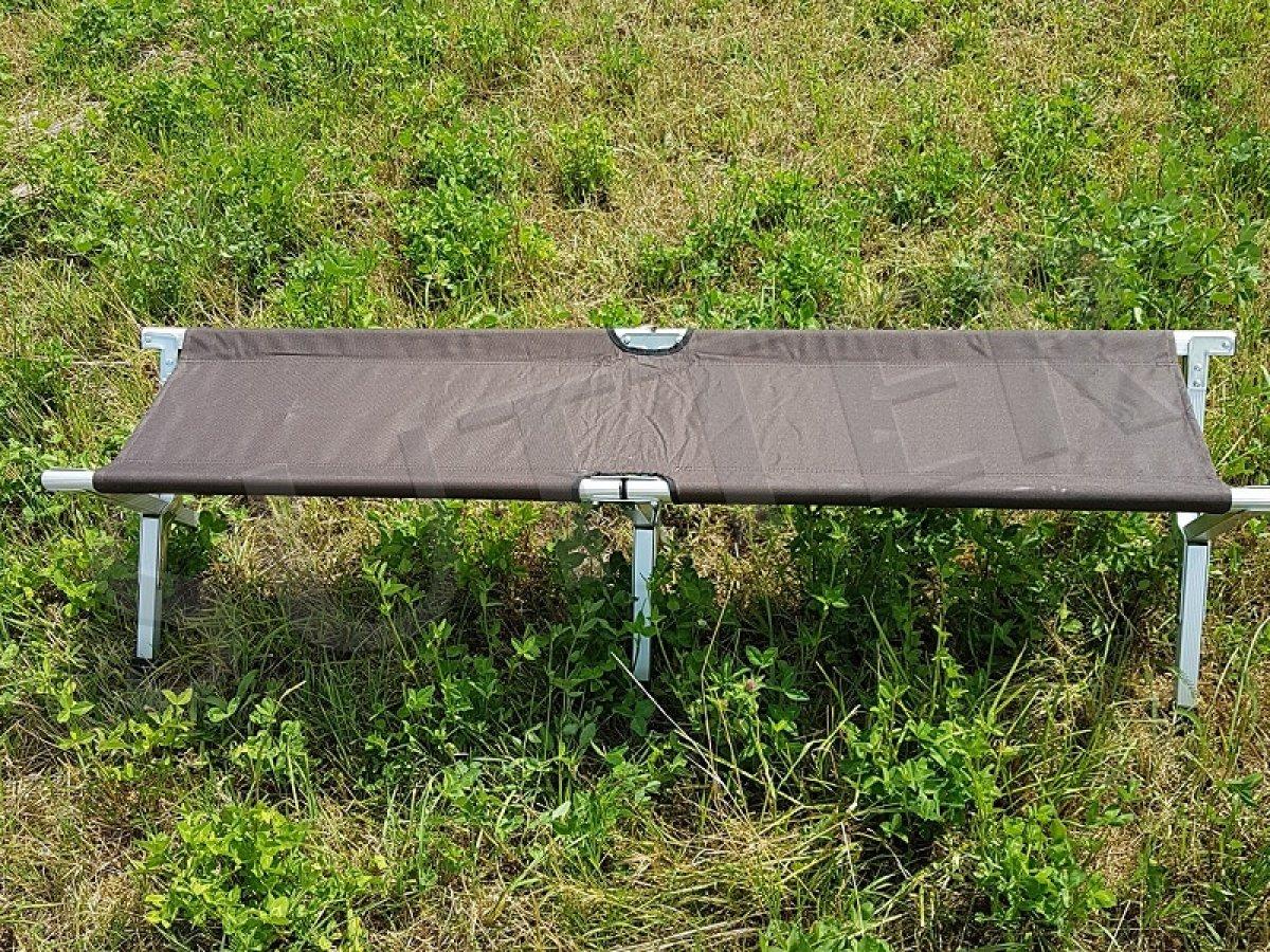 SUTTER Tragbare 2-Mann-Sitzbank und 2-Personen Liege f/ür J/äger Wetterfest Angler und Outdoor