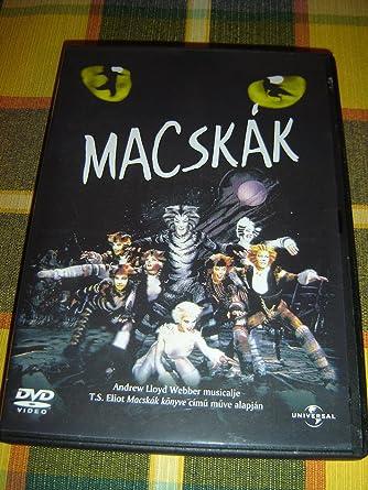 Amazon Com Cats 1998 Macskak Elaine Paige John Mills Ken