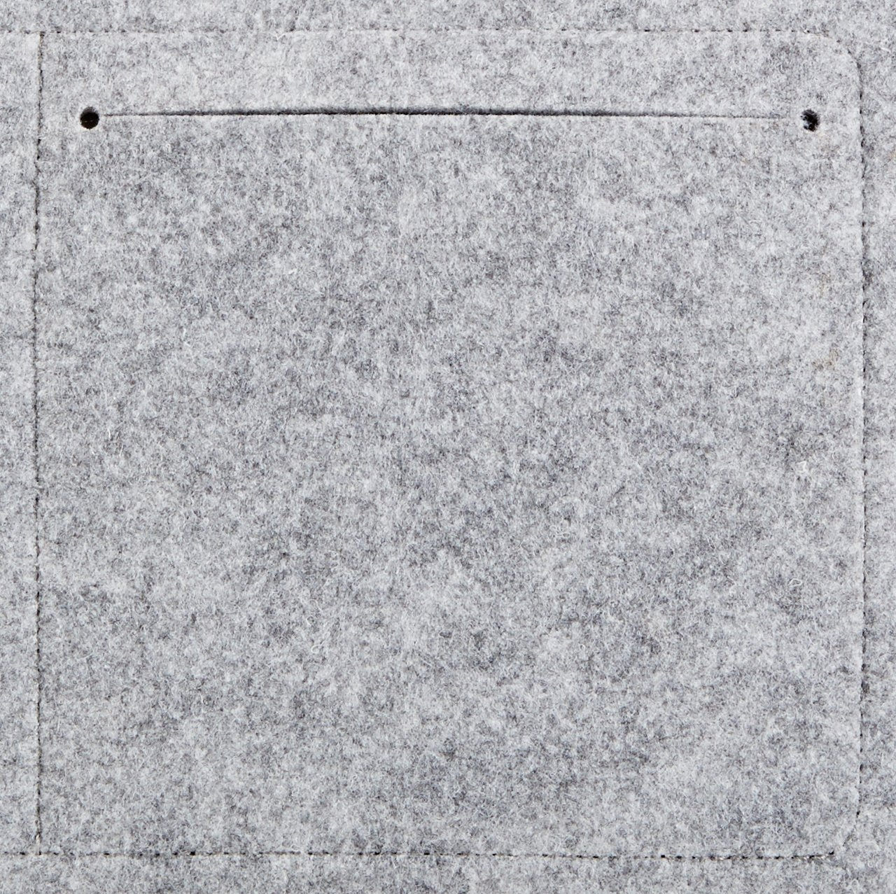 color gris claro Basics Funda de fieltro para port/átil de 11 pulgadas