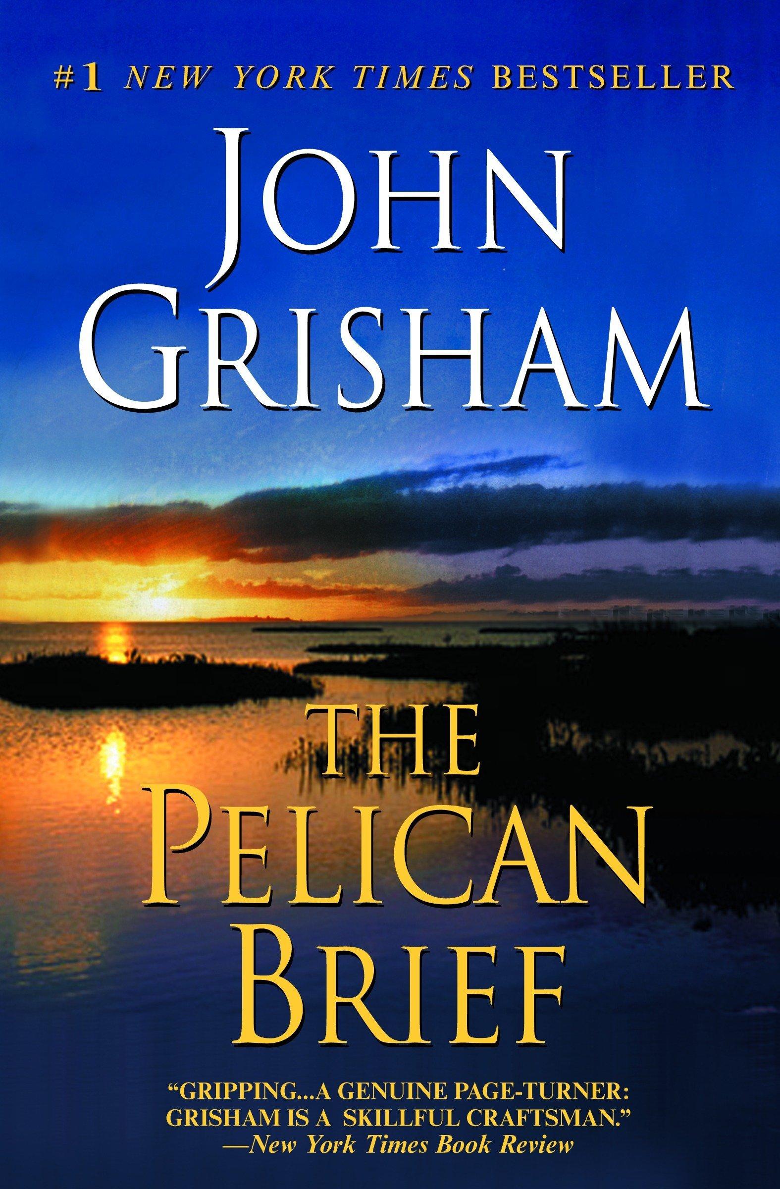 Read Online The Pelican Brief pdf epub