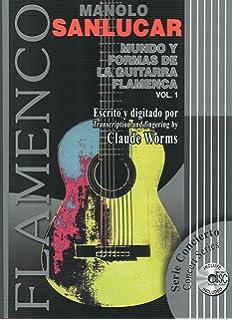 SANLUCAR Manolo - Mundo y Formas de la Guitarra Flamenca Vol.2 ...
