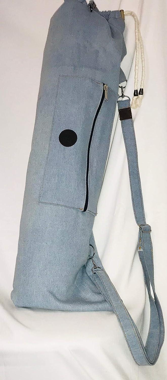 ObZ Yoga Mat Bag denim lg