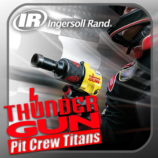 Thunder Gun Pit Crew Titans