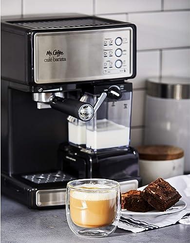 Mr. Coffee Espresso and Cappuccino Maker | Café Barista