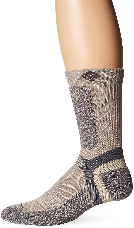 Columbia Mens Hike Crop Crew Sock