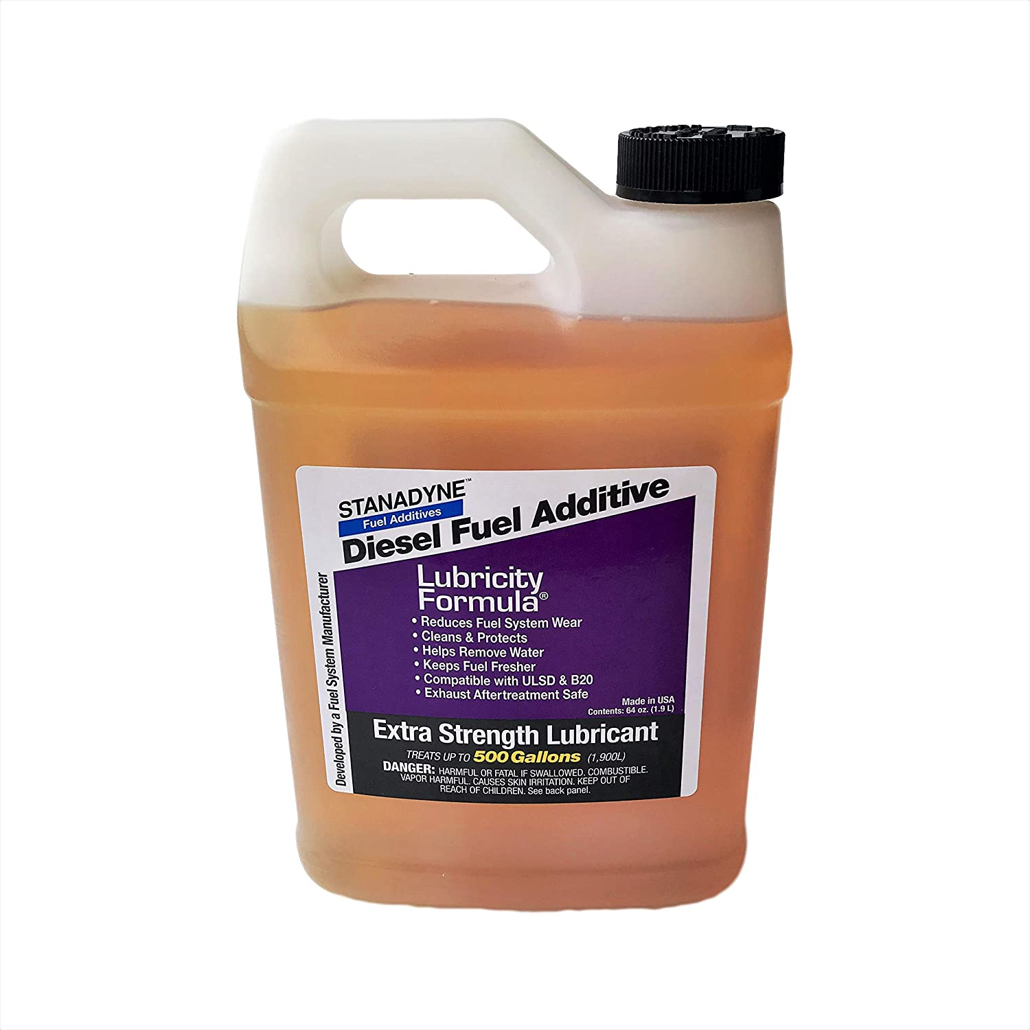 Amazon Com Stanadyne Diesel Lubricity Formula 64 Oz Automotive