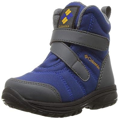 45474a917c02 Columbia Boys  Childrens Fairbanks Waterproof Boot Snow