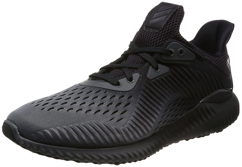 Adidas Alphabounce Em M, Zapatillas de Running para Hombre 41 1/3 EU|Varios Colores (Negbas/Gricua/Ftwbla)