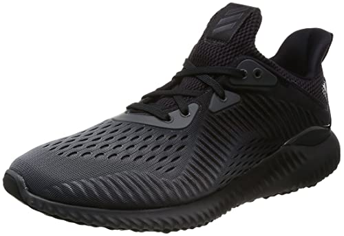 a357853a16d4 Adidas Men s Alphabounce Em M Cblack Grefou Ftwwht Running Shoes - 10 UK