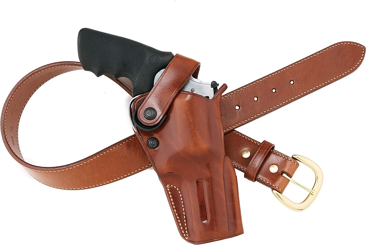 Galco International Dual Action Outdoorsman Holster for S and W L FR 686 4-Inch
