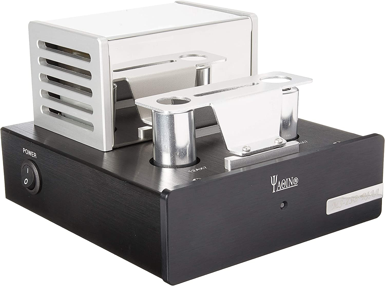 YAQIN MS23B versión Mejorada de YAQIN MS23B 12AX7B X2 Stereo Tubo ...