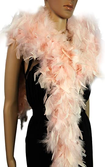 Wedding 60 Gram Christmas Tree White Halloween Costume 2 Yards Long Chandelle Feather Boa 16 Colors Great for Party Decoration