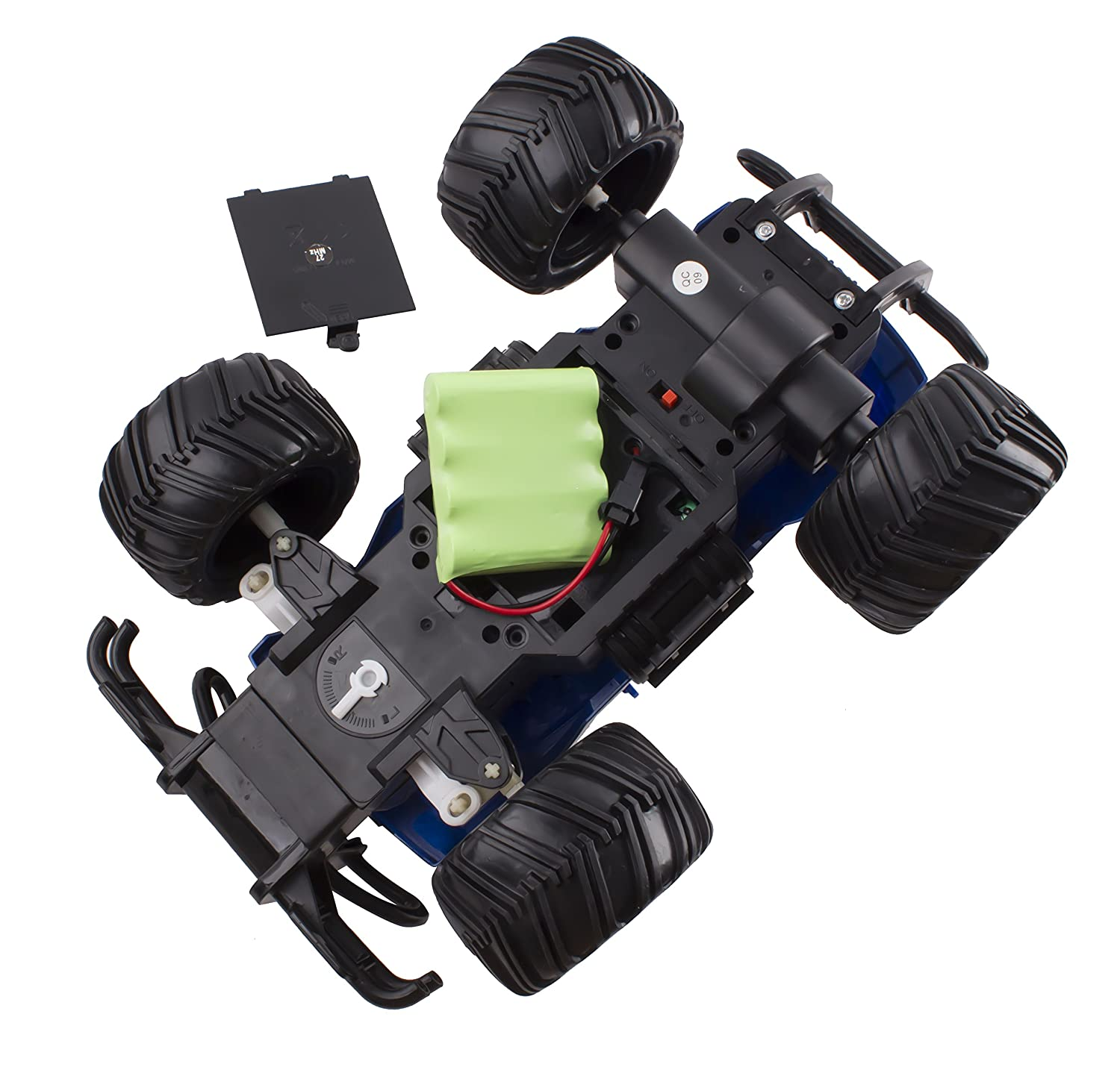 remote control truck jeep bigfoot beast rc monster