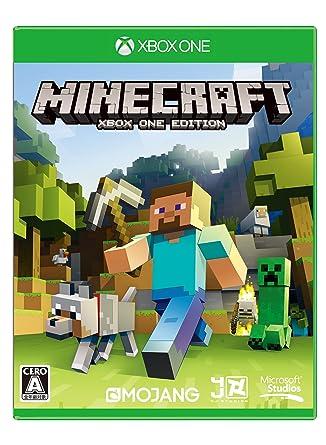 amazon minecraft xbox one edition xboxone ゲーム