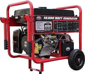 All Power America APGG10000, 10000W Watt Generator with Electric Start