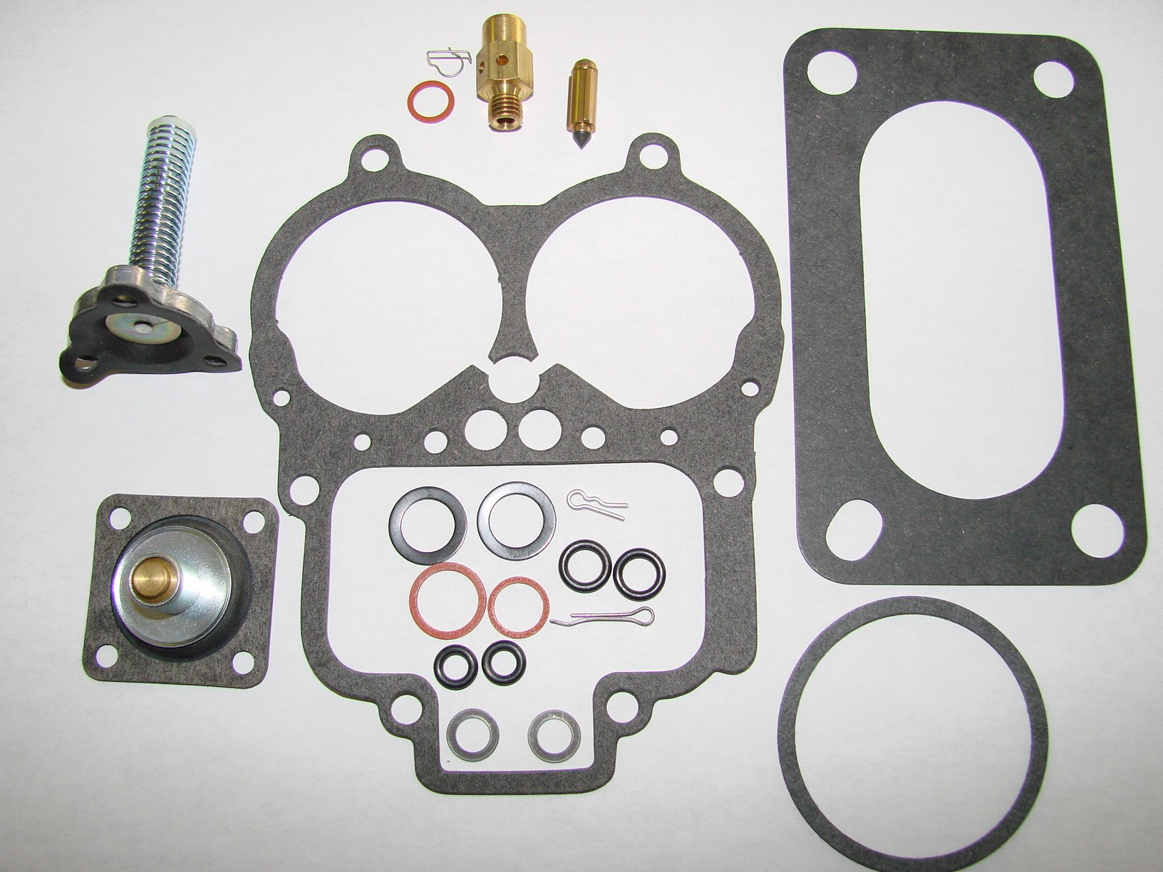 Allstate Carburetor Rebuild kit for Weber Carburetor DGV, DGAV, DGEV by Allstate Carburetor