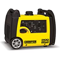Champion Power Equipment 75531i 3100 Watt Portable Gasoline Generator