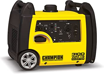 Champion 75531i 3100 Watt Gasoline Portable Generator