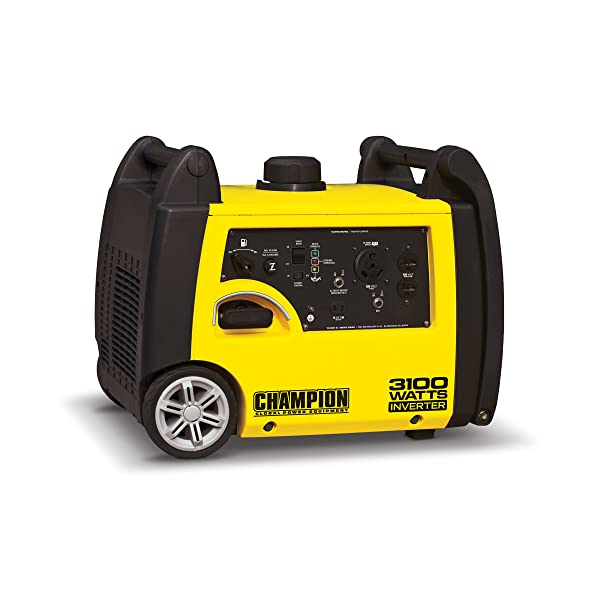 Champion Power Equipment 75531i 3,100 Watt RV Ready