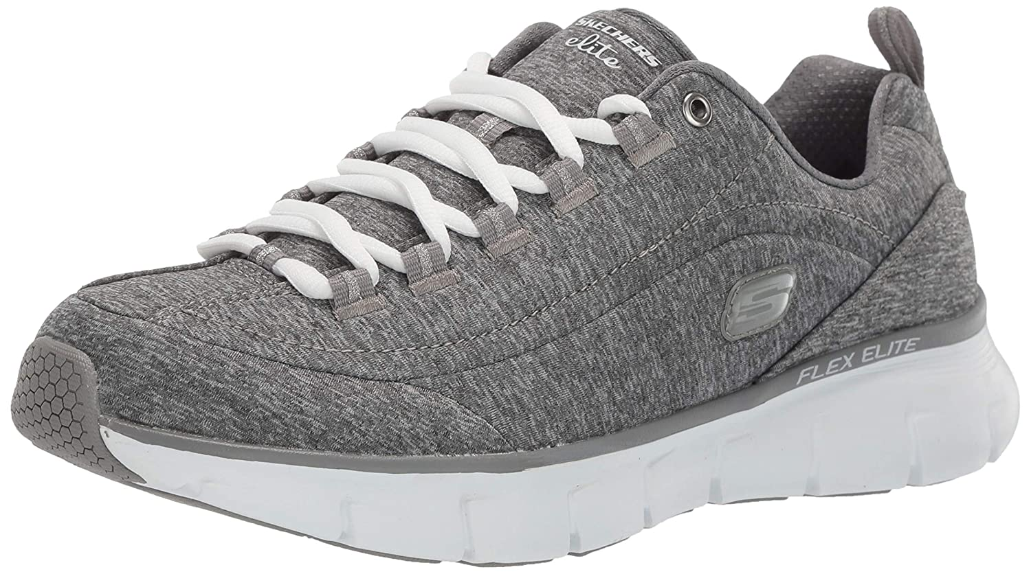 Grey Skechers Women's Synergy 3.0 Sneaker