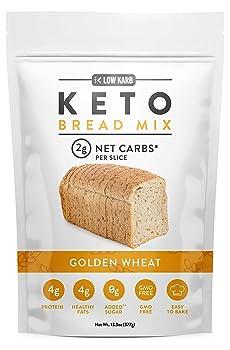 Low Karb Bread Machine Mix