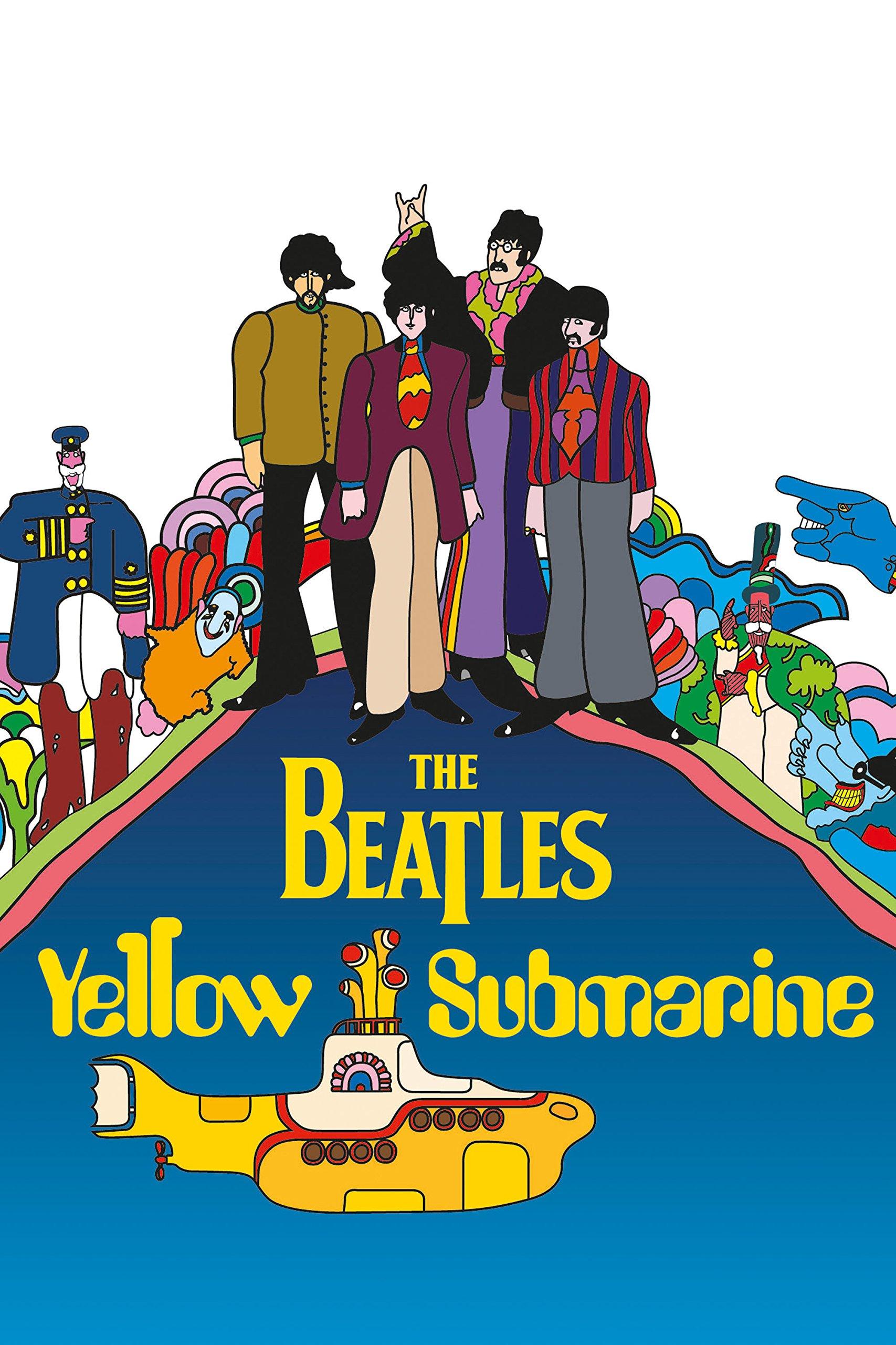 Amazon com: Watch Yellow Submarine | Prime Video