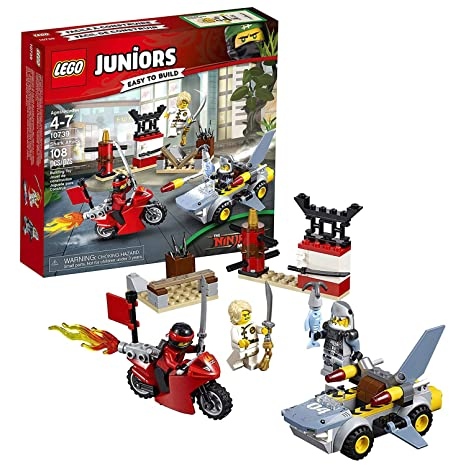 Amazon.com: Year 2017 Legos Junior Ninjago Series Set #10739 ...