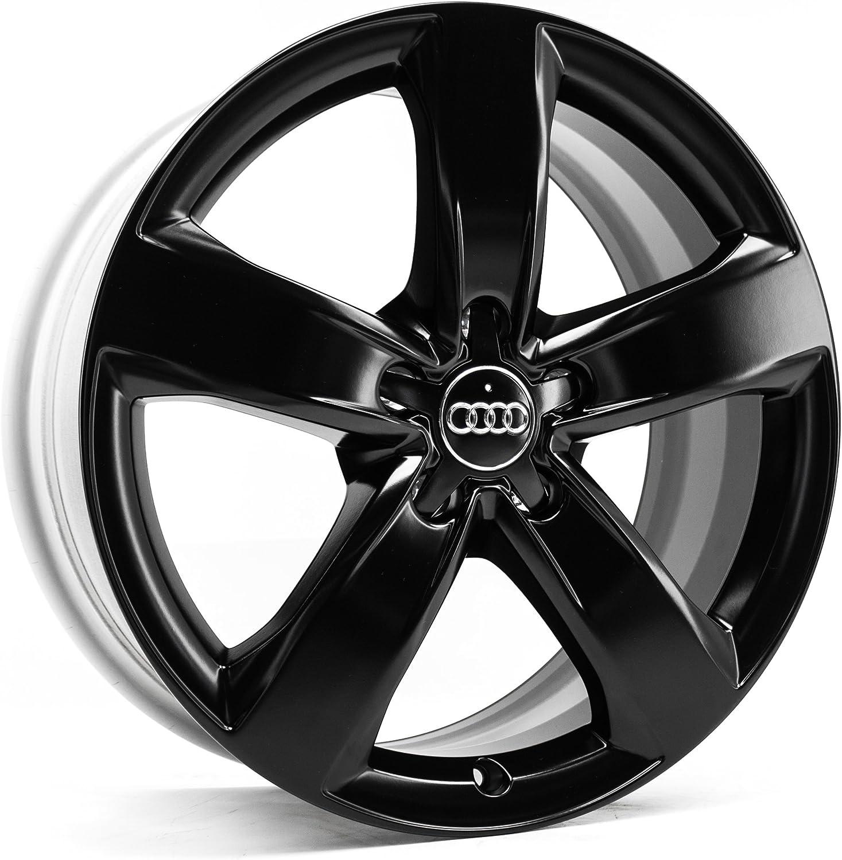 4 Original Audi 18 pulgadas Llantas 7,5 x 18 ET37 A4 S4 8 K B8 S Line de llantas SSM: Amazon.es: Coche y moto