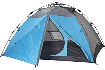Lightspeed Outdoors Instant Mammoth 4 Person C&ing Tent  sc 1 st  Amazon.com & Amazon.com : Lightspeed Outdoors Instant Mammoth 4 Person Camping ...