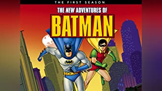 The New Adventures of Batman: The Complete Series