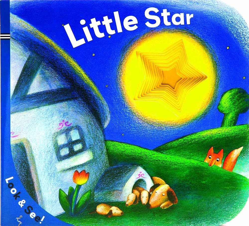 Look & See: Little Star PDF